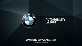 BMW AUTOMOBILITY LA 2018 Live