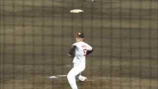 イースタンリーグ公式戦 巨人対日ハム(ジャイアンツ球場)