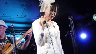 百花繚乱 紫陽花ライブ LiveHouseMaidenVoyage 2015/06/21.