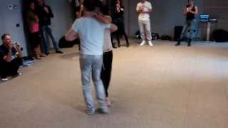 Видео: Kizomba KIZMI 2013 Kristofer & Anusha workshop