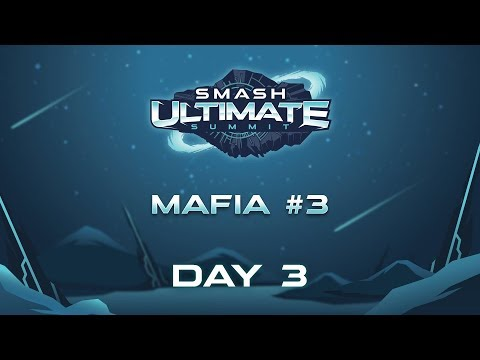 Mafia w/ D1, Nessa, Bear, Fullstream & more as guests | Smash Ultimate Summit