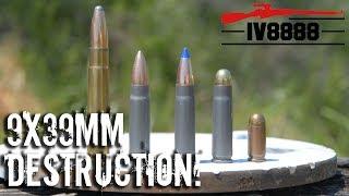 Vintorez 9x39mm Destruction!