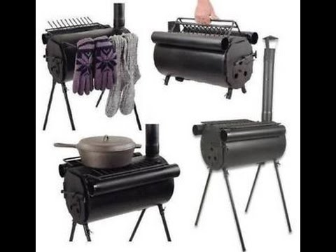 - TMS Military Wood Stove Modifications - YouTube