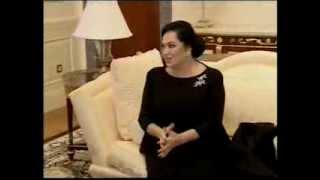 Мехрибан Алиева встретилась с Туркан Шорай