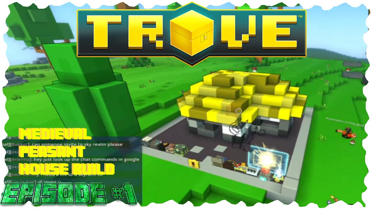 trove chat commands