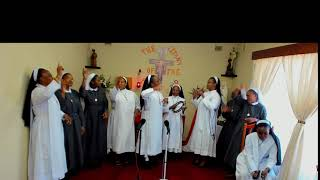 FSF  Sisters - St Francis Song - in Zulu at St Leo Formation House