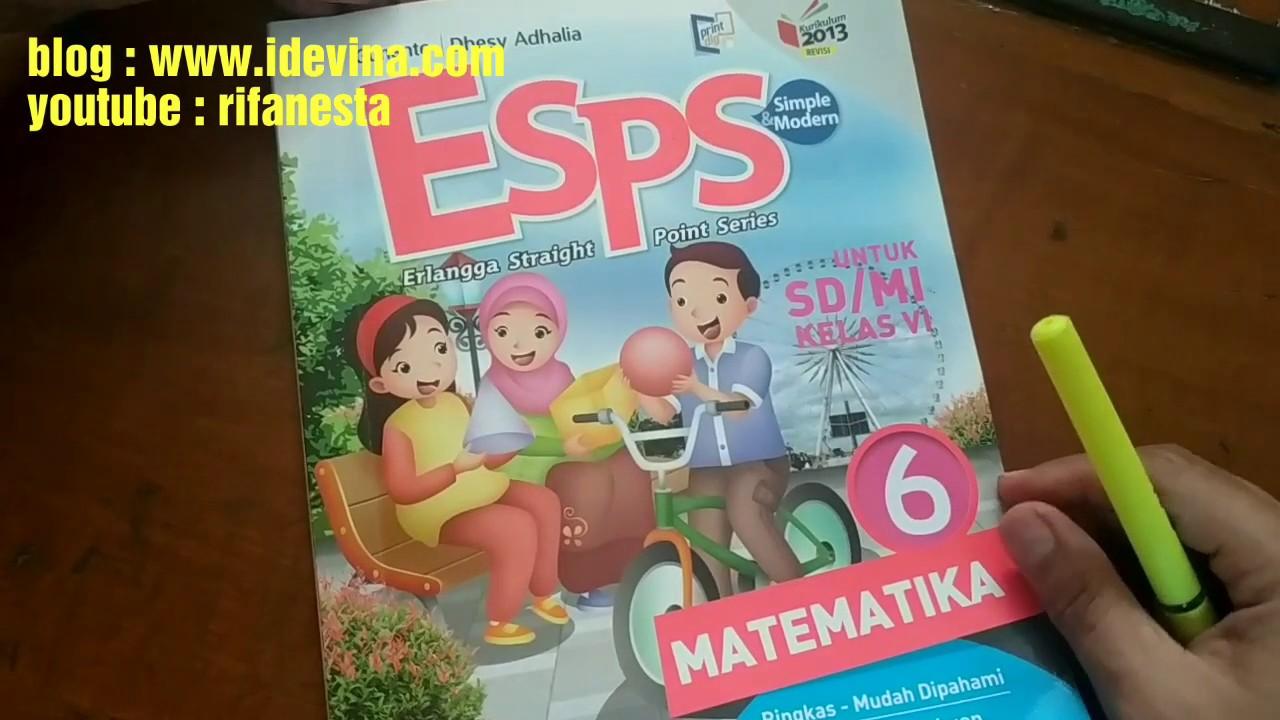 Pembahasan Esps Matematika Kelas 6 Bab 3 Latihan 3 1 3 Halaman 72 Youtube
