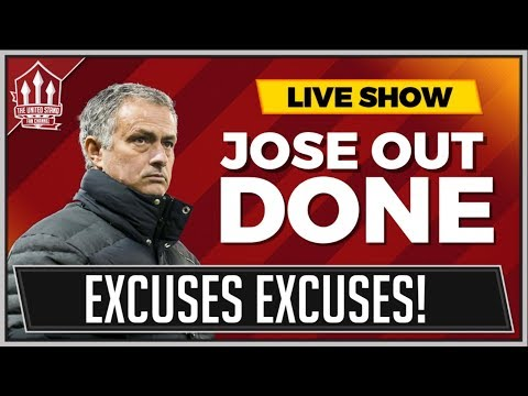 Manchester United 0-1 Chelsea | MOURINHO Schooled by CONTE!