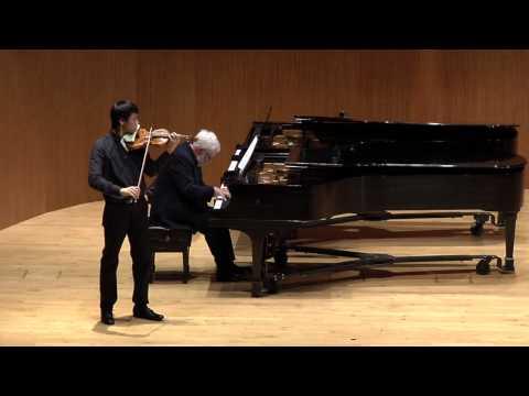 Bartók Romanian Folk Dances, arr. Székely for Violin and Piano