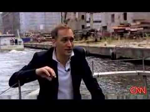 My City, My Life: CNN-City Special with Paul van Dyk