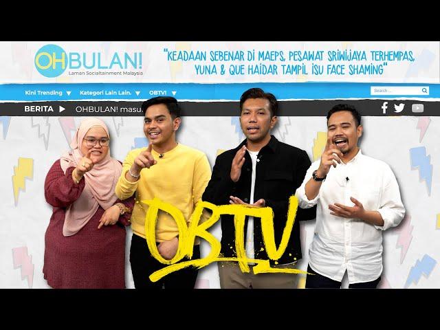 [OBTV] Situasi Sebenar di MAEPS, Isu Kek Tunang Tak Jadi?