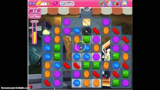Candy Crush Saga Level 219 - No Boosters