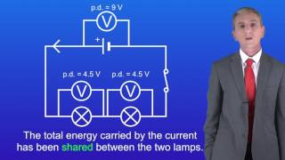 GCSE Physics (9-1) Potential difference in Series Circuits