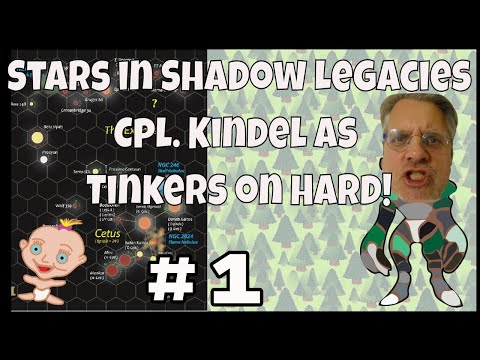 Stars in Shadow: Tinkers-Hard-Gameplay-Strategy-Tutorial & 1st time Setup commentary/advice Ep#1