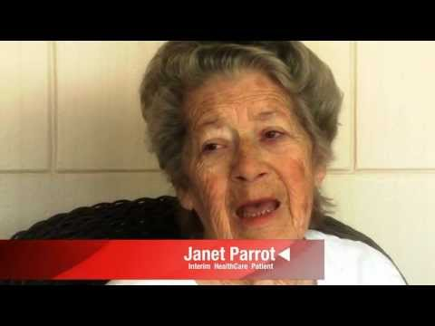 Help With The Activites of Daily Life Lets Janet Maintain Independence