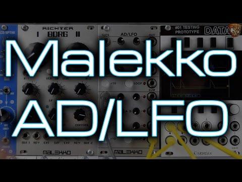 Malekko Heavy Industry - AD/LFO