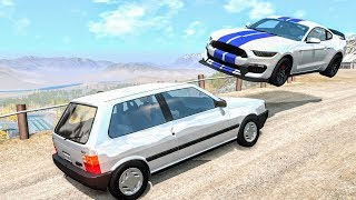 Human Error #8 - BeamNG Drive Crashes & Fails | CrashBoomPunk