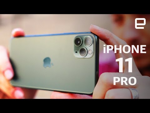 Apple iPhone 11 Pro and Pro Max review
