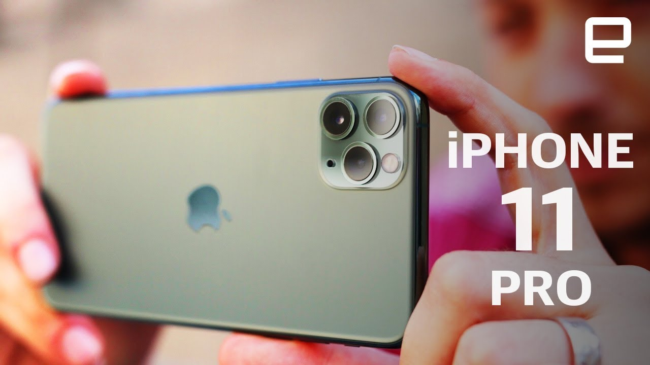 Comparison Apple iPhone 11 Pro and Pro Max