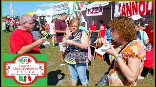 Lots of Festival Food at ​LIADO's San Gennaro Festa | Safety Harbor