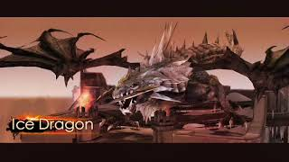 RPG 2018 HD new action game ICE DRAGON