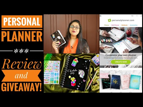 february-giveaway|-personalized-my-planner!-www.personalplanner.com-|free-shipping|website-tour