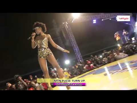 #MTNPulse Turnup - Mzvee Performance