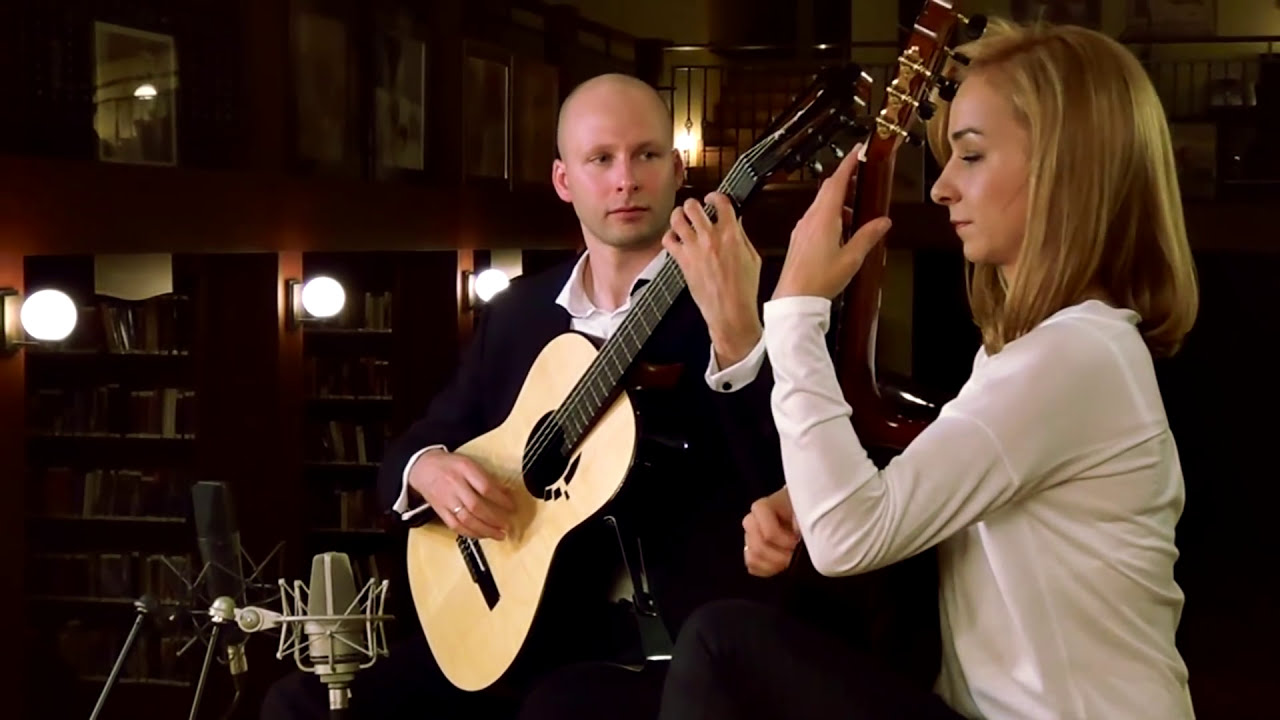 George Gershwin: Rhapsody in Blue - Kupinski Guitar Duo
