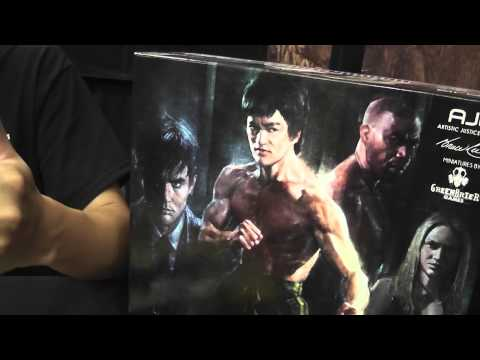 Dragon Tides (Bruce and Brandon Lee Movie Game) Preview from GenCon 2015