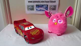 Ultimate Lightning McQueen VS Furby Connect