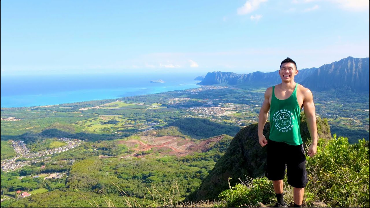 Incredible View Best Hike In Hawaii Life After College Ep 295