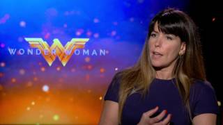 Al Arabiya Exclusive: Meet 'Wonder Woman' director Patty Jenkins