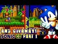 Sonic CD (PC)  Walkthrough No Commentary l Part 1 & Givaway [60FPS]