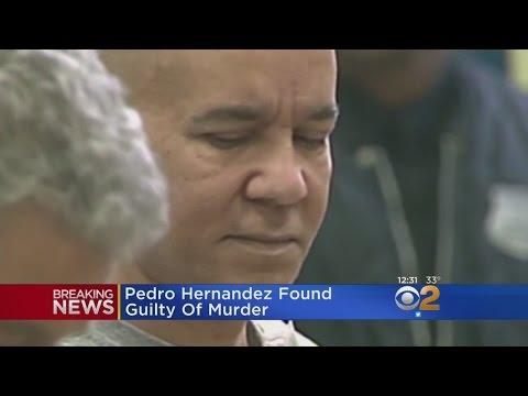 Pedro Hernandez Found Guilty In Patz Retrial
