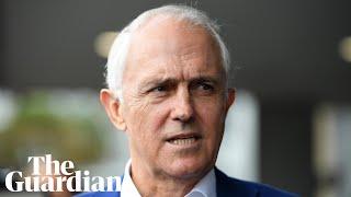 Turnbull explains his lobbying of Liberal executive on Craig Kelly preselection