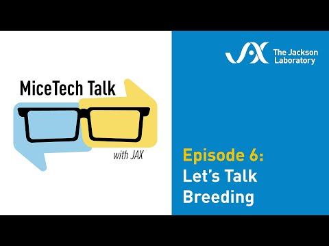 MiceTech Talk Episode 6: Let's Talk Breeding