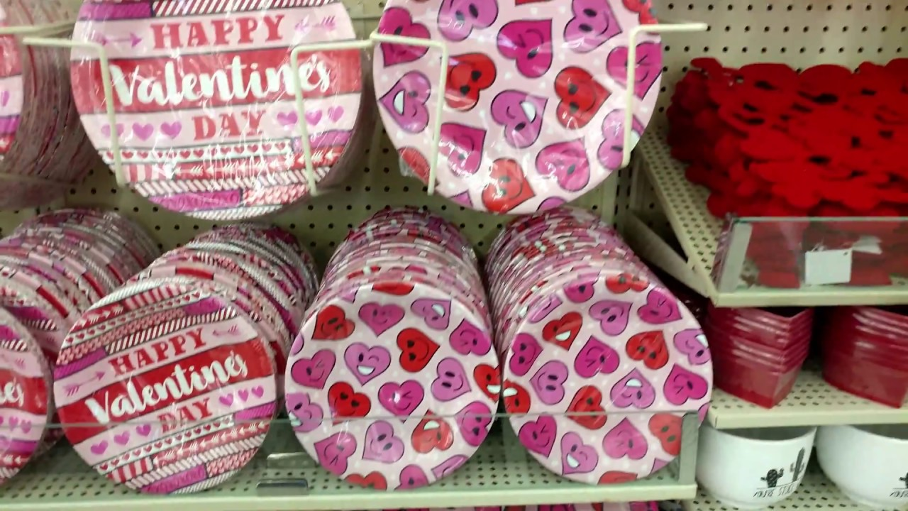 Shop With Me   Hobby Lobby✓ Valentine And After Christmas Sales✓u203c