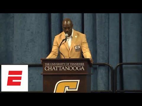 Terrell Owens 2018 Pro Football Hall of Fame speech | ESPN