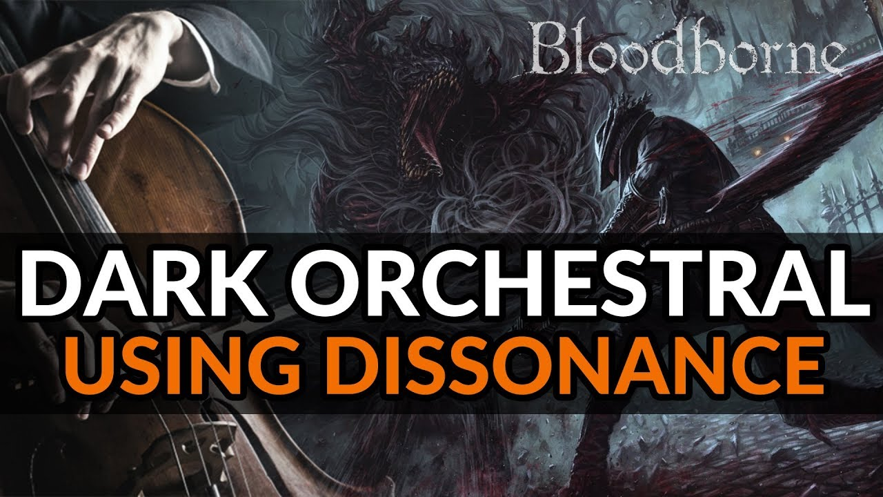 How To Write Dark & Horror Orchestral Music with Dissonance