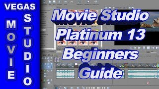 Beginners Guide for Sony Movie Studio Platinum 13 (How to Use)(, 2014-04-17T03:09:31.000Z)