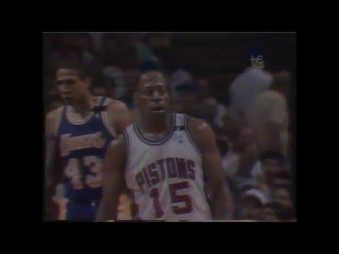 1989 nba finals los angeles lakers - detroit pistons