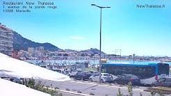 Webcam Marseille - Le New Thalassa