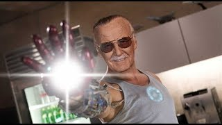 All Stan Lee Cameos Ever (2008-2017).