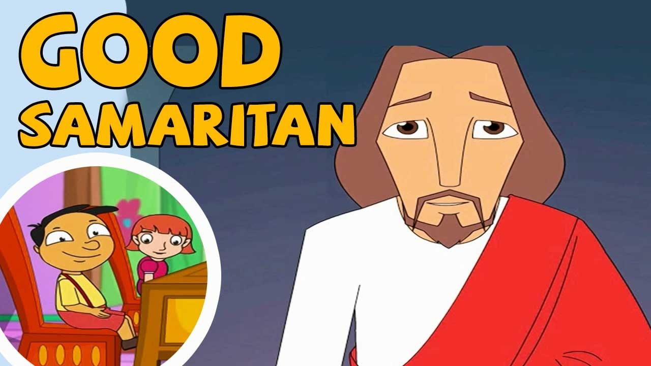 bible stories for kids the good samaritan youtube