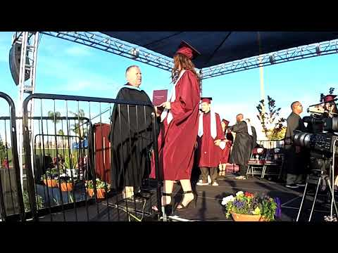 Paloma Valley High School graduation 2019 Part 2