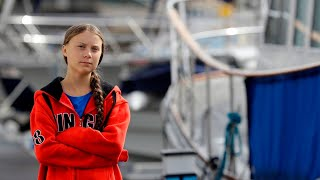 Greta Thunberg is 'a miserable child manipulated by adults'