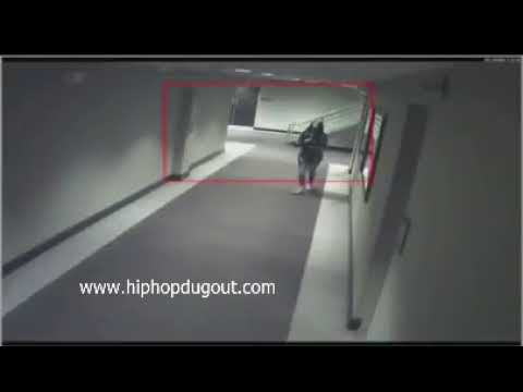 Footage Of Kenneka Jenkins Walking Towards Freezer By Herself Staggering!