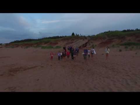 Drone footage || Prince Edward Island