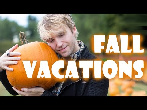 GAY COUPLE VLOG | Our Fall Vacations