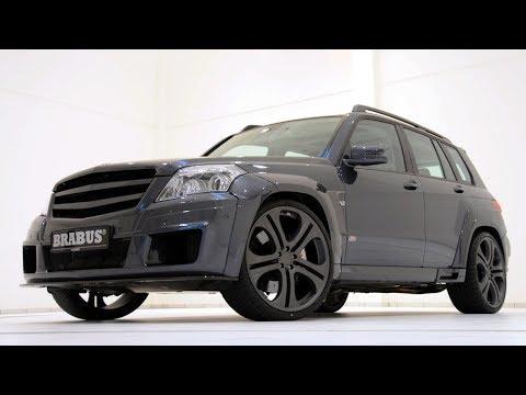 2009 BRABUS GLK V12 - the fastest SUV in the world
